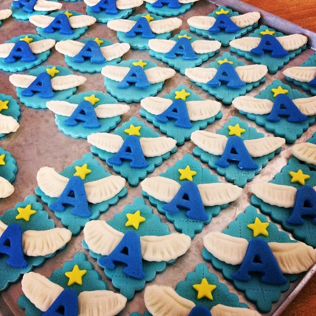 angel sugar cookies