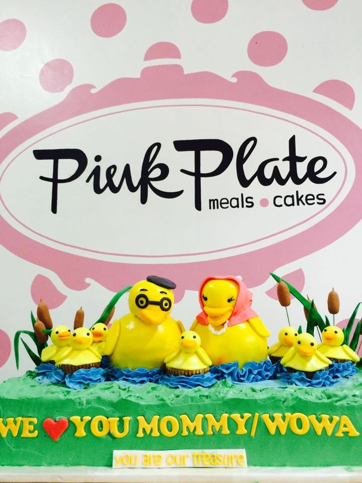 customize duck cake in dumaguete