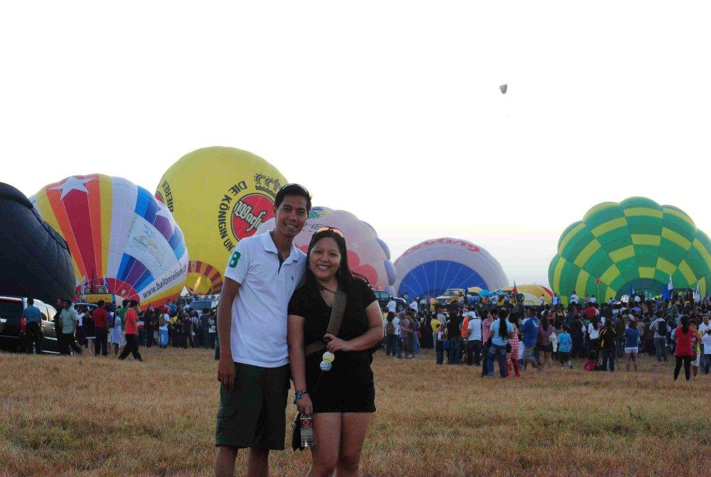 Hot Air Balloon Expo Clark, Pampanga, Philippines