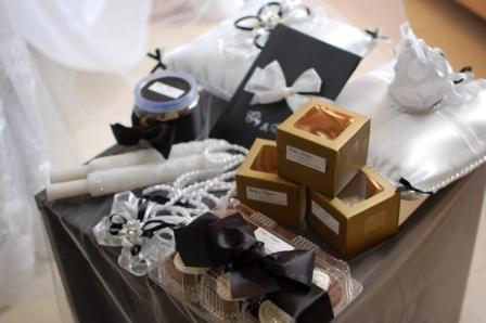 Our wedding giveaways. Photo by Creative Stills (https://www.facebook.com/creativestills)